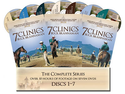 7 Clinics DVD Set