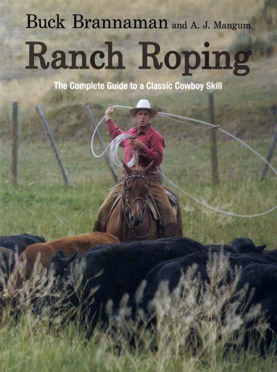Ranch Roping Book Cover
