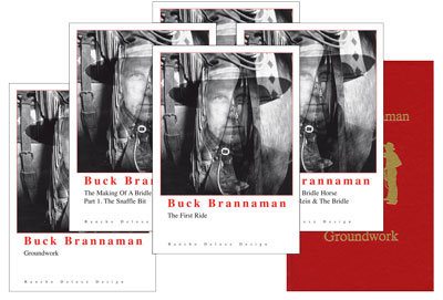 the Brannaman Collection of 1 book and dvds