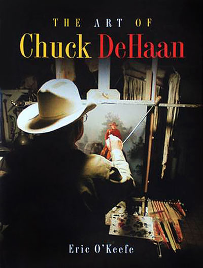 The Art Of Chuck DeHaan Book Cover