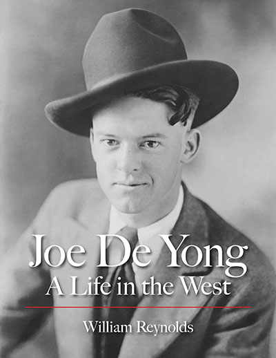 Joe De Yong Book