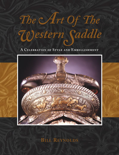 The Art of The Western Saddle Book Cover